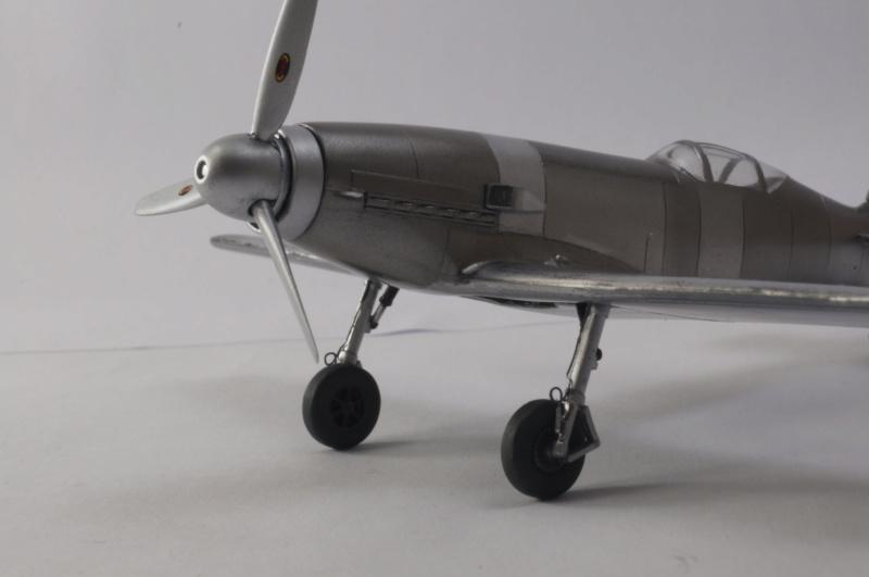 [Special Hobby] Messerschmitt Me 209V1, 1/72 - fini - Page 4 Dsc00815