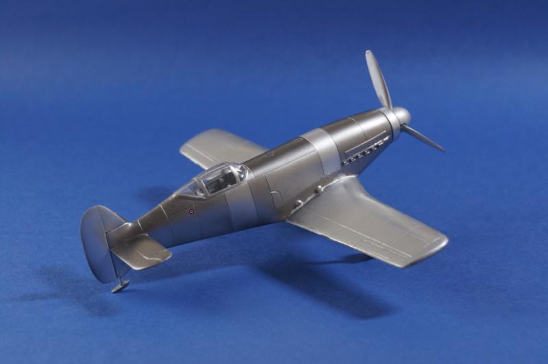 [Special Hobby] Messerschmitt Me 209V1, 1/72 - fini - Page 4 Dsc00820