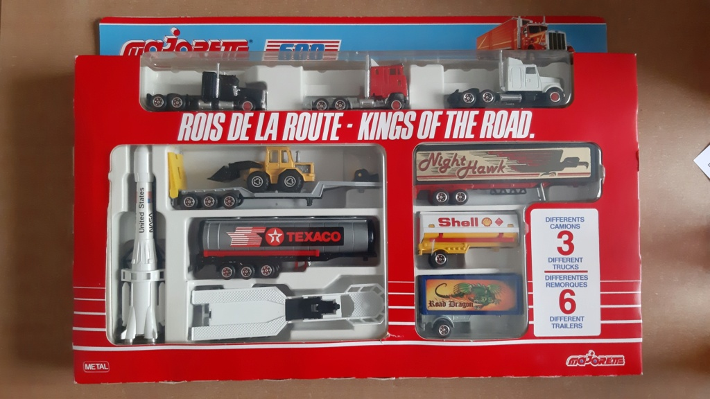 Coffret 600 King of the road 20200912