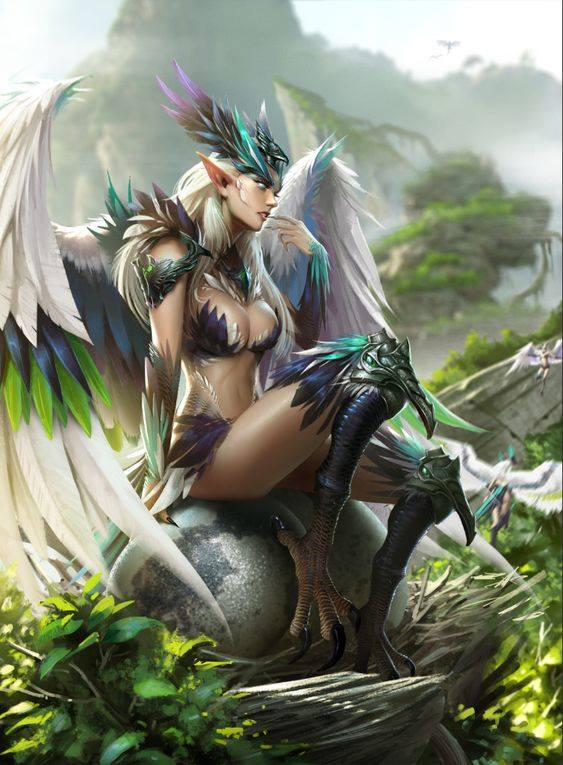 Building a Harpy Elf Tribe - Page 4 52417110