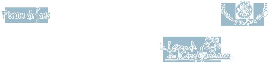 La Légende des 5 Anneaux - JCE