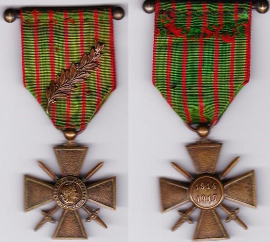 Mes médailles 141710