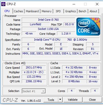 changement processeur Captur22