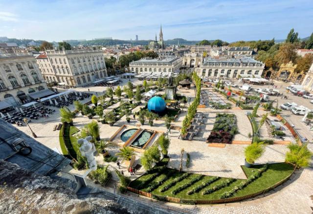 Jardin éphémère place Stanislas Jardin10