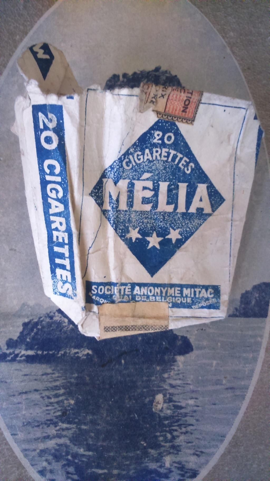 Paquet de cigarettes Mélia/Indochine Dsc_0441