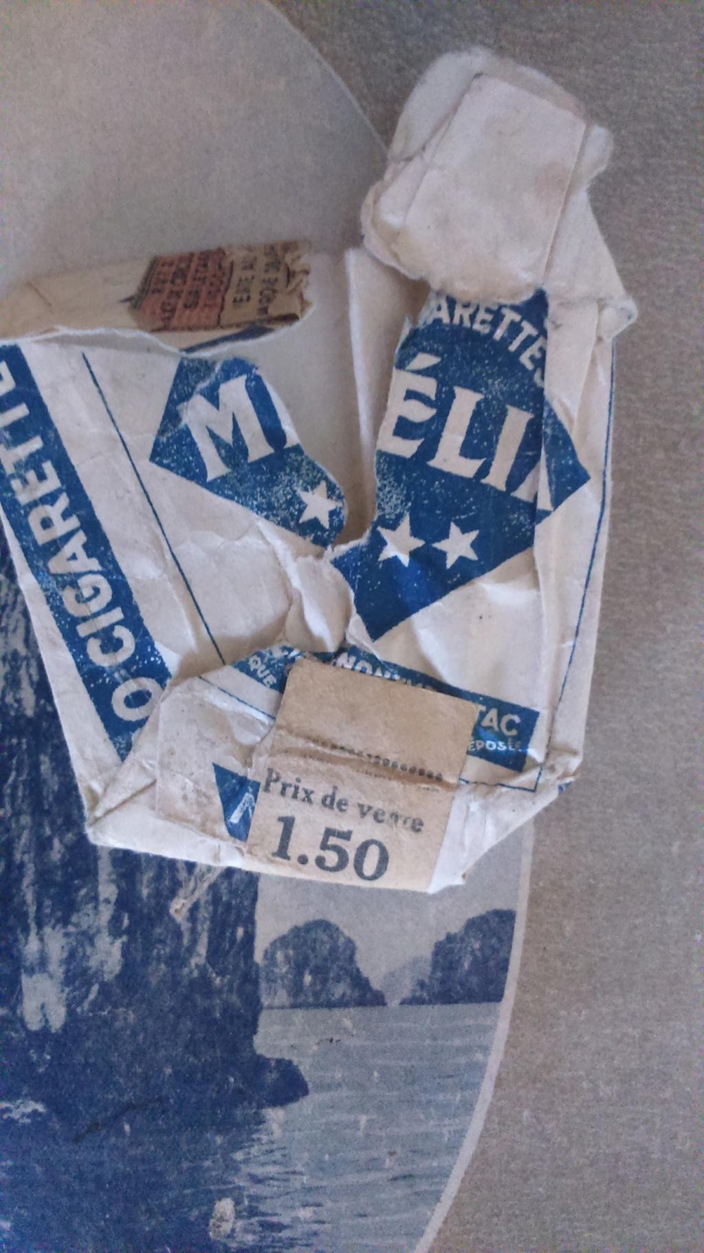 Paquet de cigarettes Mélia/Indochine Dsc_0442