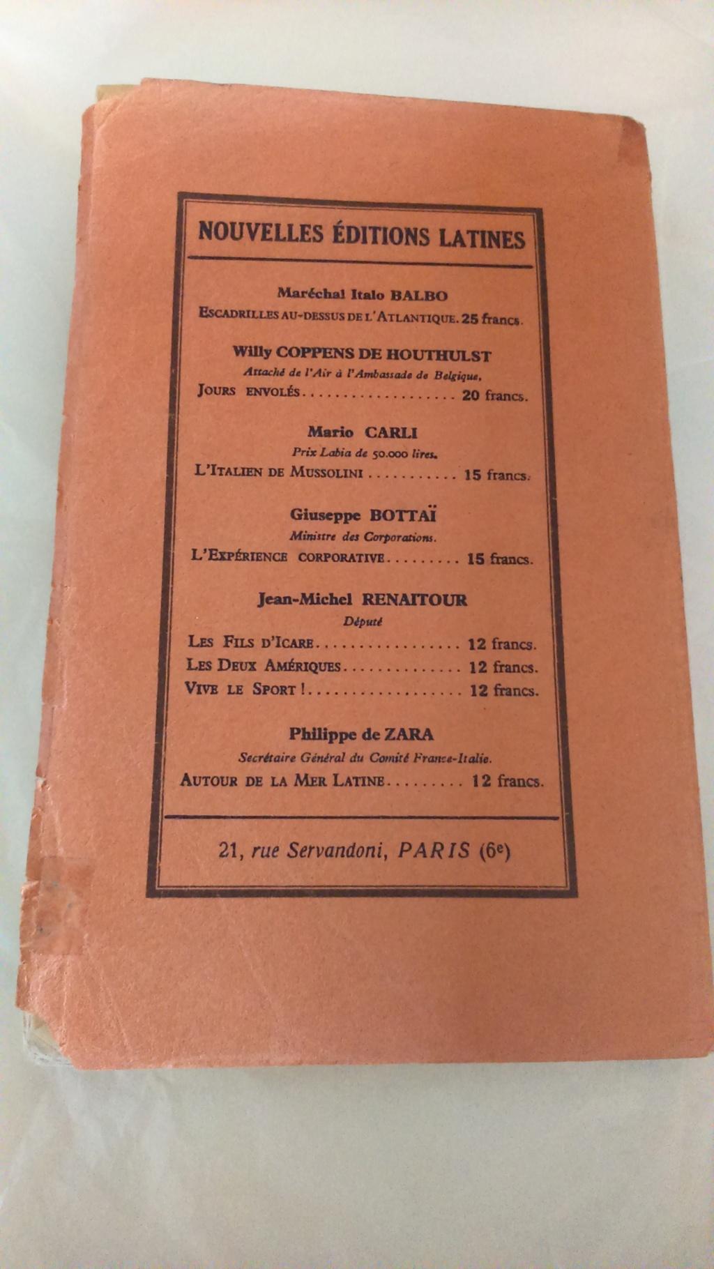 Mein Kampf  editions latines 1934   Dsc_0445