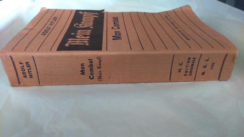 Mein Kampf  editions latines 1934   Dsc_0446