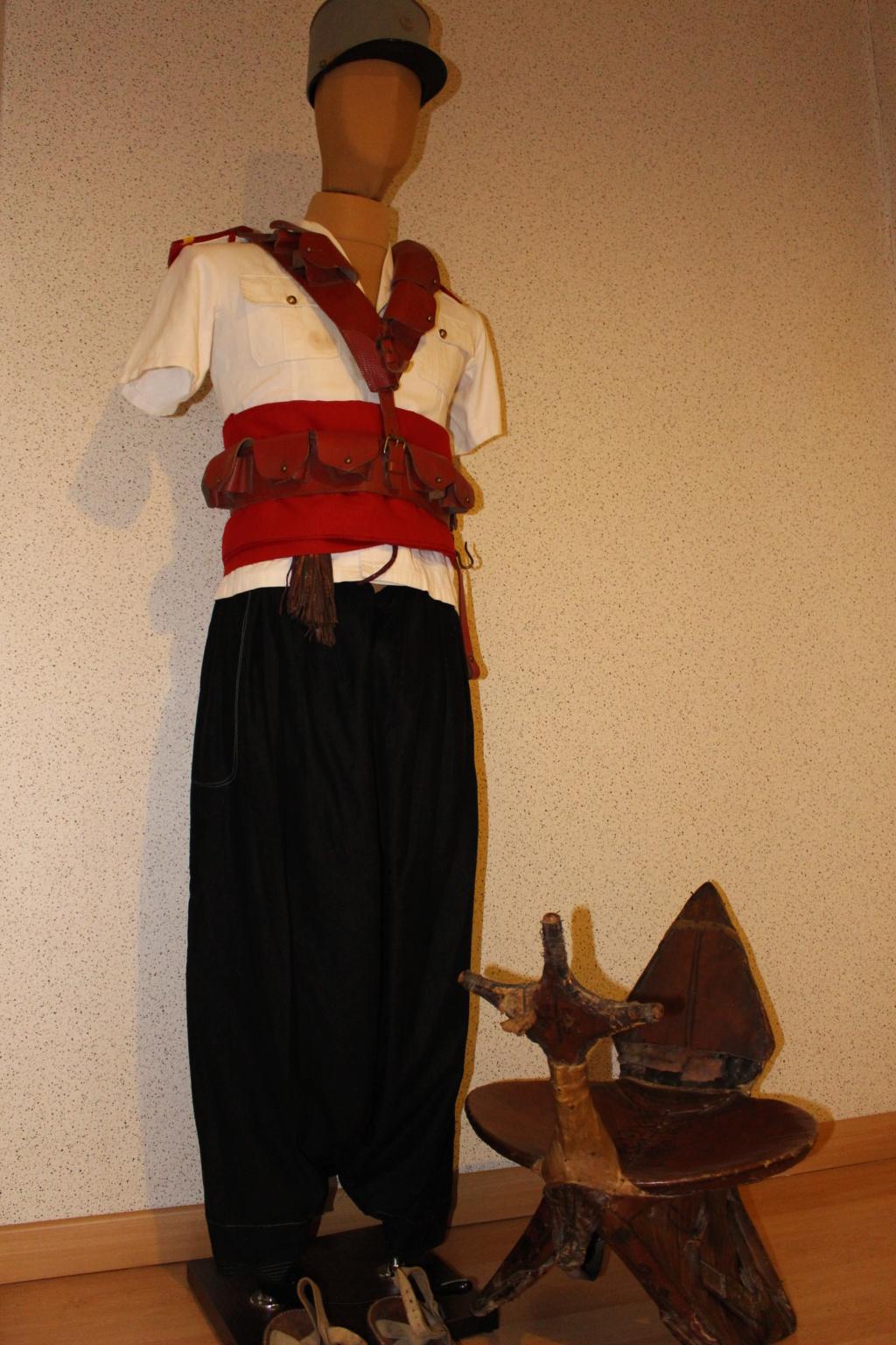 Mannequin méhariste, Compagnies sahariennes Img_2635
