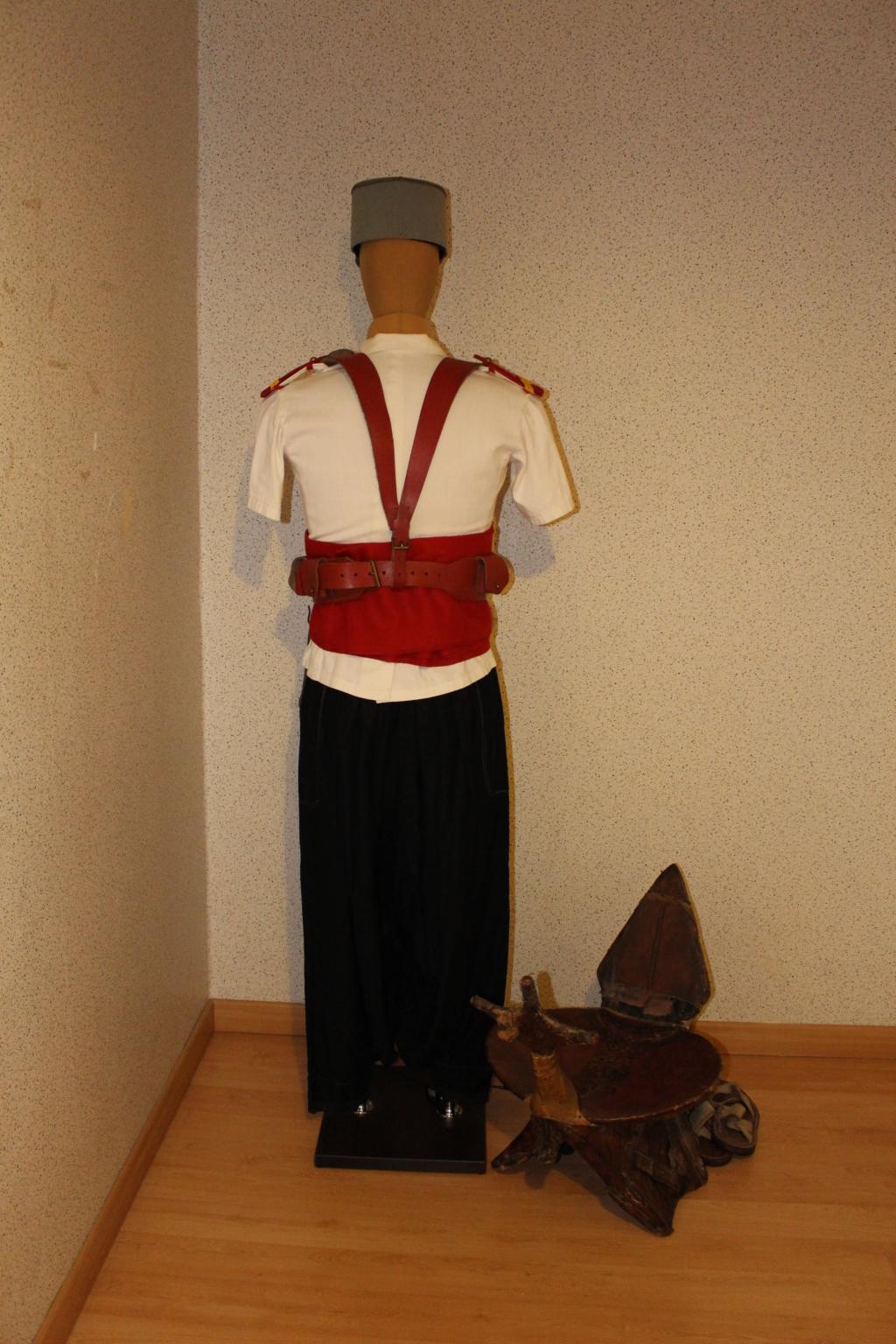 Mannequin méhariste, Compagnies sahariennes Img_2637
