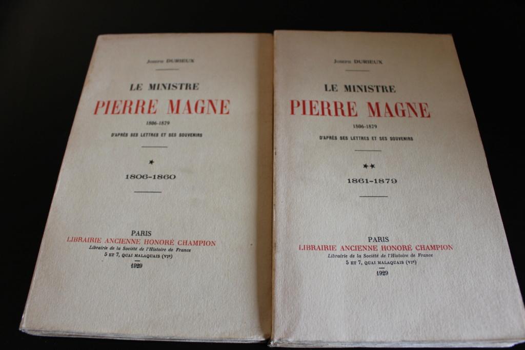 Dédicace de Napoléon MAGNE, 1930 Img_2715