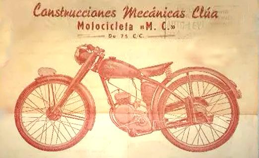 Restaurando antecesora de las Clúa: la MC 75 11427210