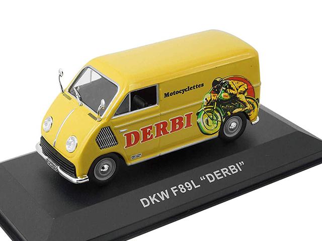 La furgoneta DKW de Bultaco 23966310