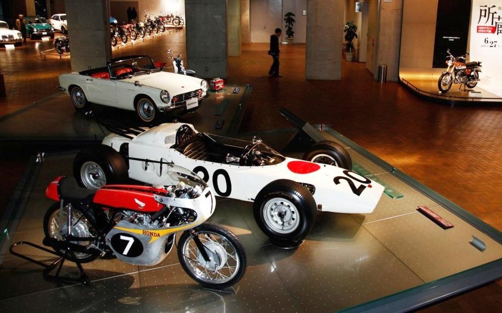 Visita Virtual al Museo Honda 789-2010