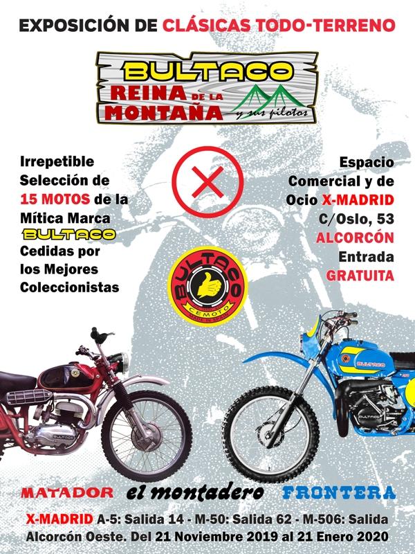 Exposición 'Bultaco, Reina de la Montaña' (M) Bultac10