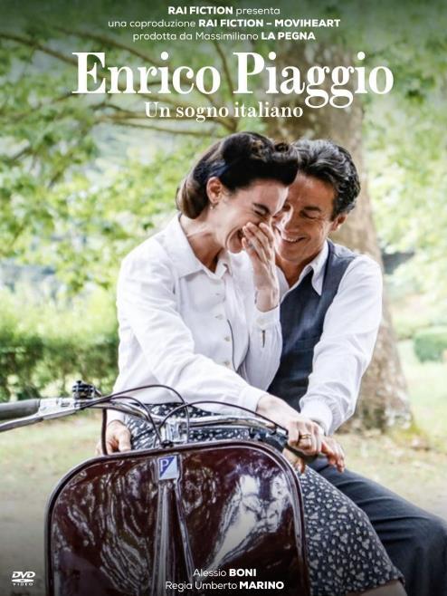 Enrico Piaggio, Un sueño Italiano Enrico10