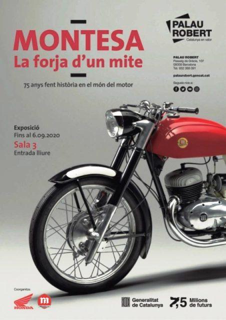 75 Aniversario de Montesa - Exposición en BCN Montes12