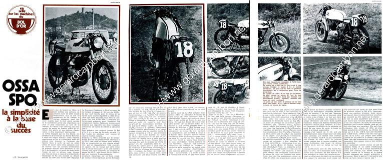 La Ossa campeona del Bol d'Or 250 en 1971 Mr204510