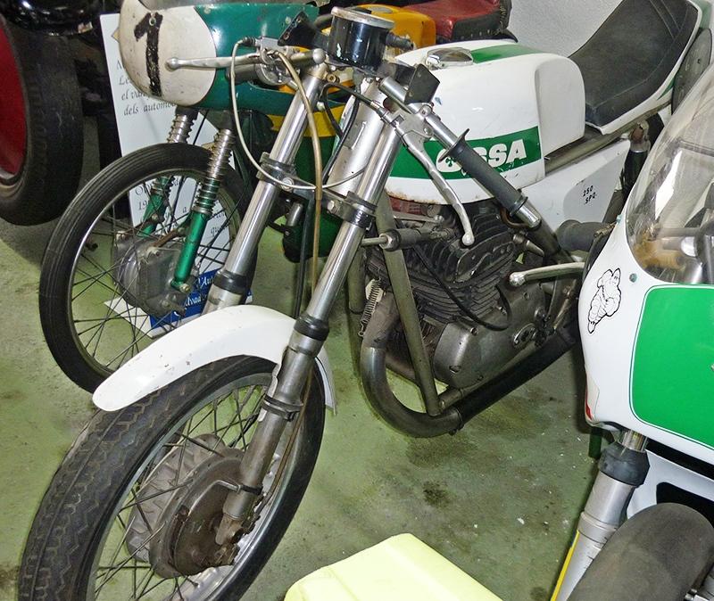 La Ossa campeona del Bol d'Or 250 en 1971 Ossa_210