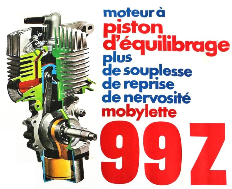 Mi Motobecane 99Z Piston15