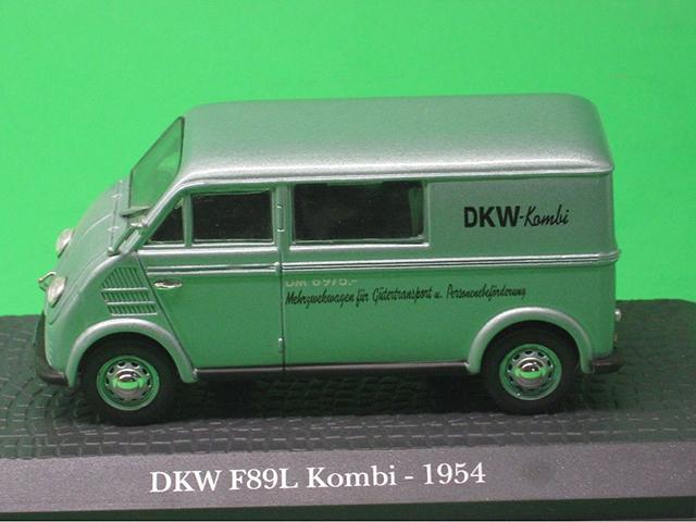 La furgoneta DKW de Bultaco Schuco11