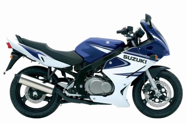 ¿De que moto es este carenado? Suzuki11