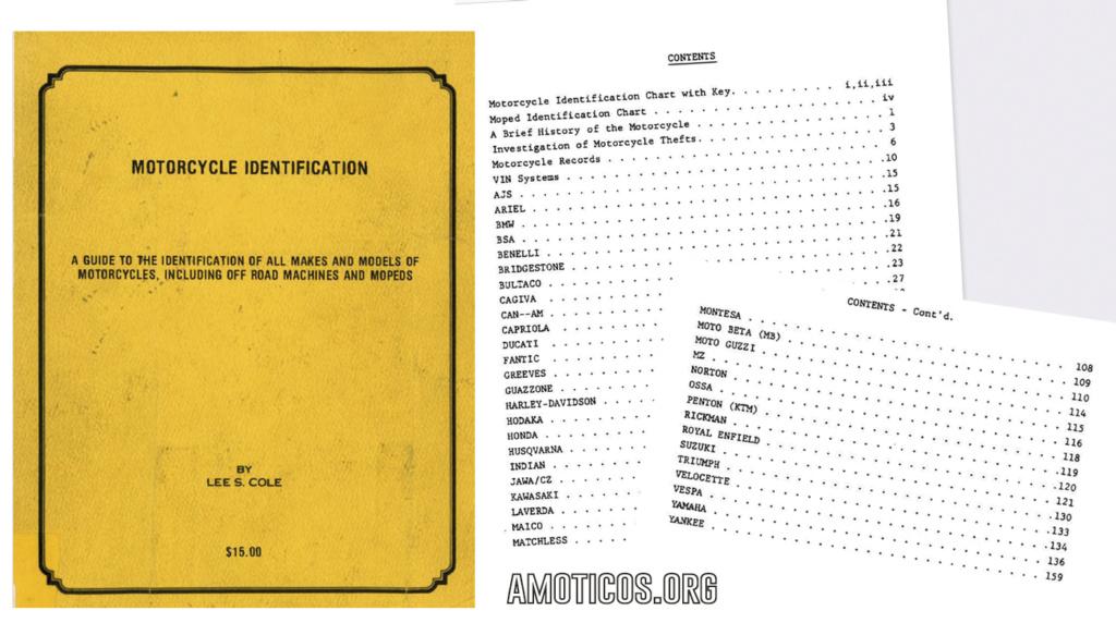 Librito con Nºs de Chasis por Marcas/Modelos Zyndic13