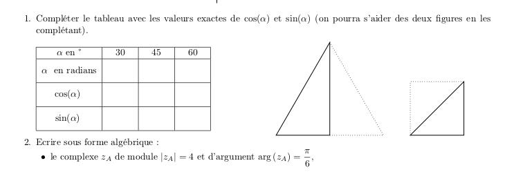 Préparation évaluation 1re (trigonométrie) Captur13