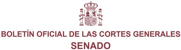 [BOCG] Boletín Oficial de las Cortes Generales Screen11