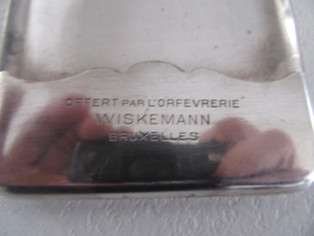 trouvaille Porte Cigarette artillerie Img_8937