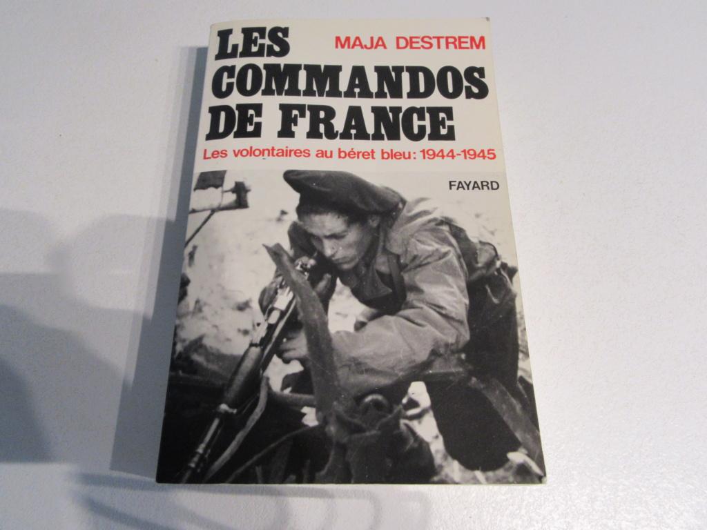 Encore un coup de CHANCE ! LES COMMANDOS DE FRANCE Img_9010