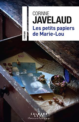 [Javelaud, Corinne] Les petits papiers de Marie-Lou  41ujnz10
