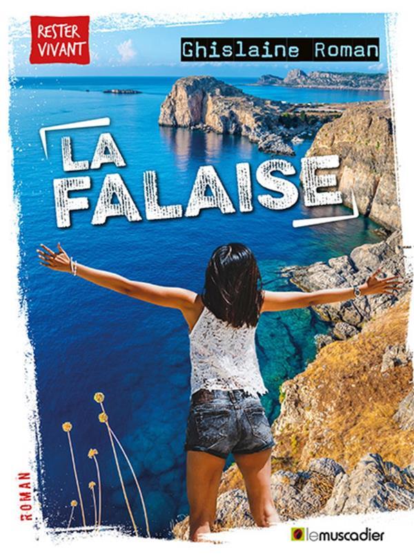 [Roman, Ghislaine] La falaise  41uyqr10