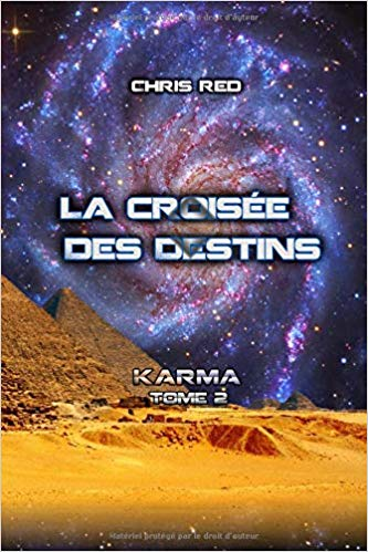 [Red, Chris] Karma - Tome 2 : La croisée des destins 51vp9t10