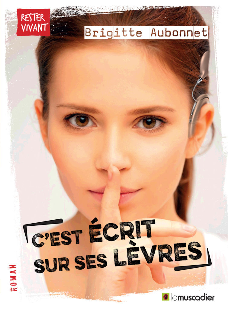 [Aubonnet, Brigitte] C'est écrit sur ses lèvres 97910910