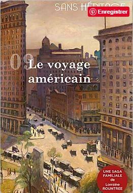 [Rountree, Lorraine] Sans héritage, tome 9 : le voyage américain Captur10