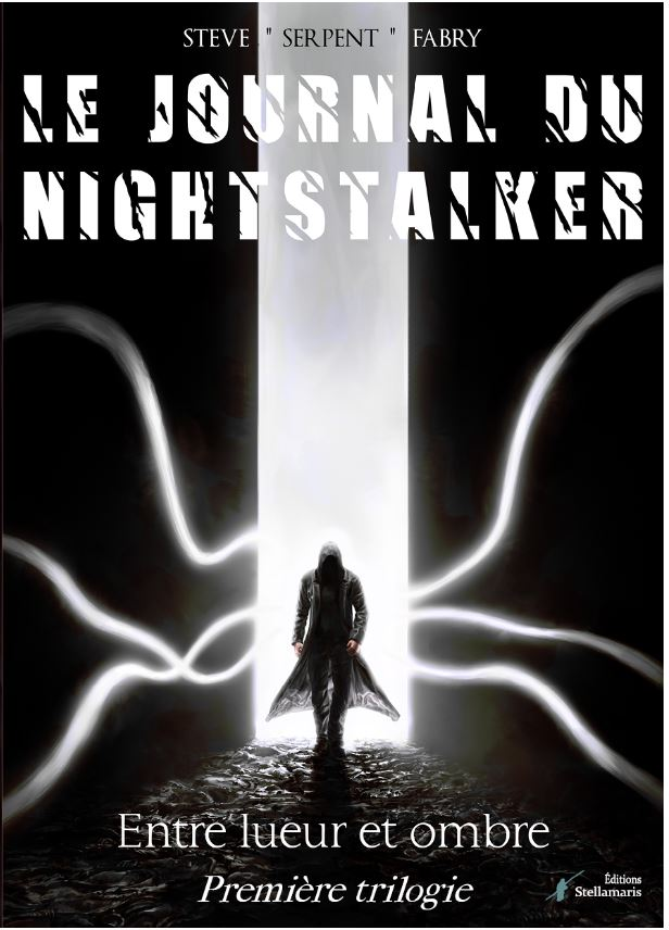 """[Fabry, Steve """"Serpent""""] Le journal du Nightstalker, la première trilogie : entre lueur et ombre Captur12"""