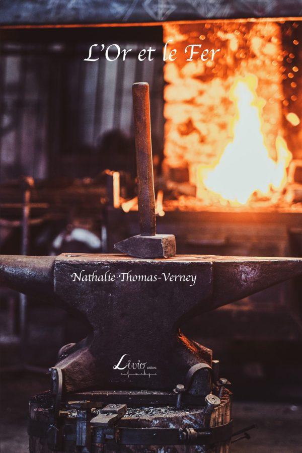 [Thomas-Verney, Nathalie] L'Or et le Fer Couver14