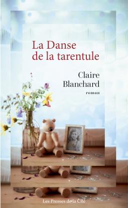 [Blanchard, Claire] La danse de la tarentule Cover210