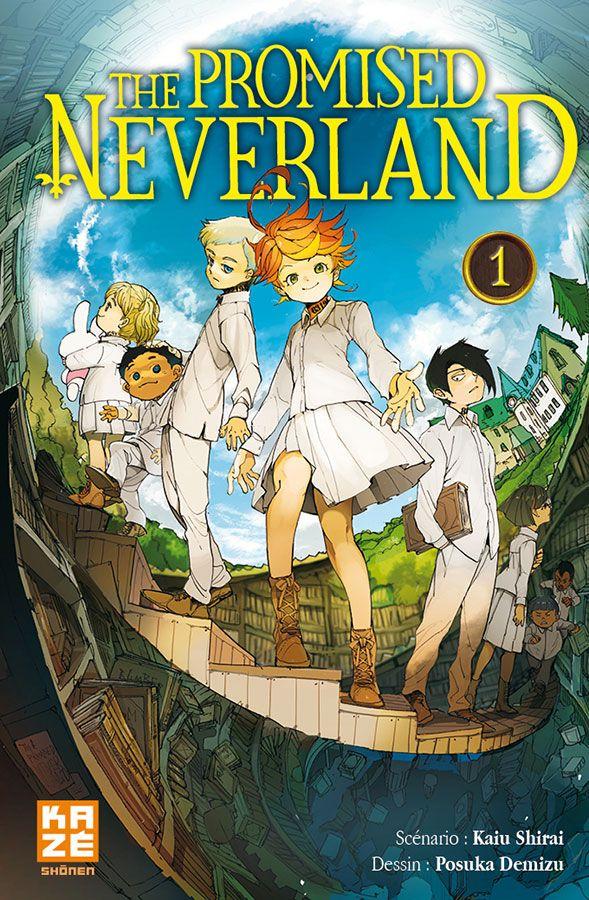 The promised Neverland 01 [Demizu, Posuka]  Promis10