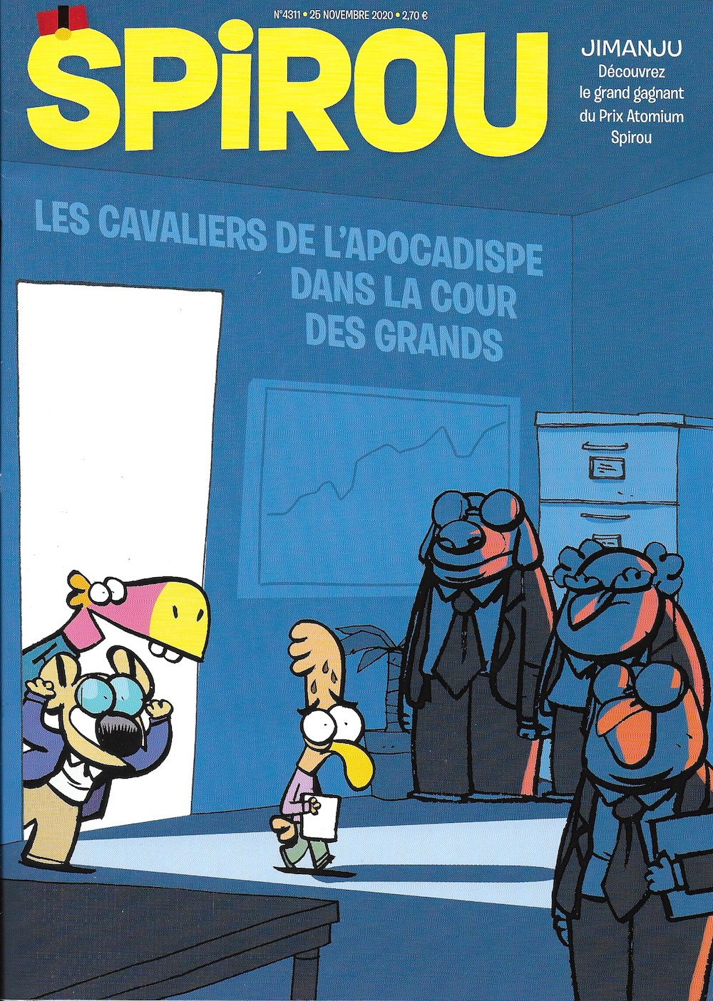 Spirou ... le journal - Page 36 116