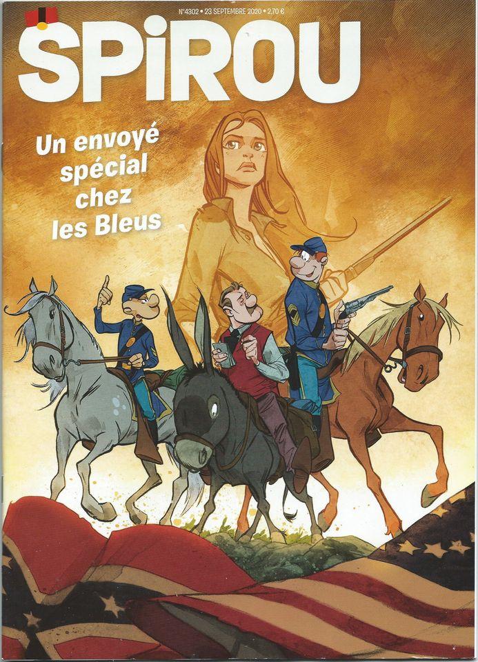 Les Tuniques Bleues - Page 5 11951610