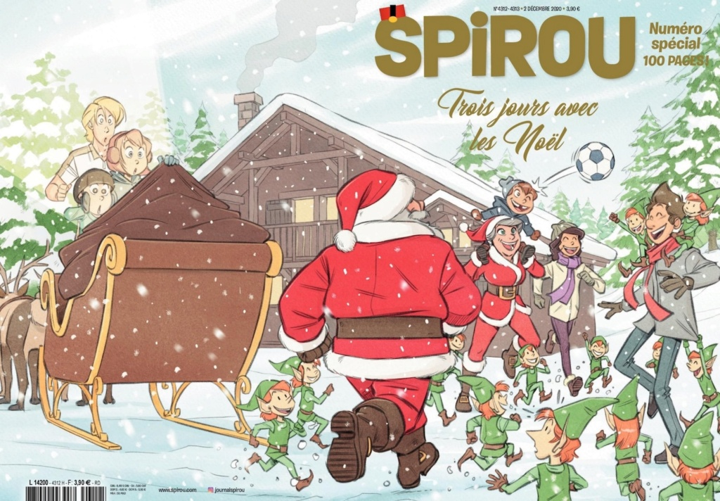 Spirou ... le journal - Page 36 4312-411