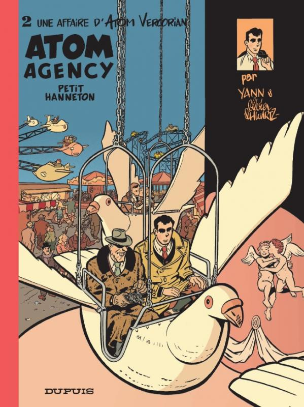 Atom Agency par Yann et Schwartz - Page 2 97910311