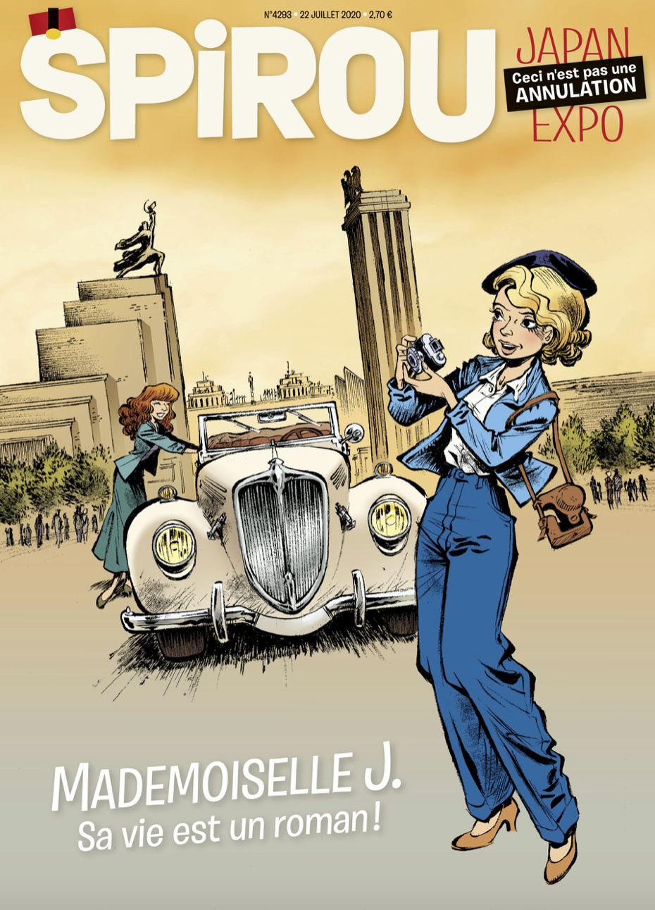 Spirou ... le journal - Page 35 Captur13