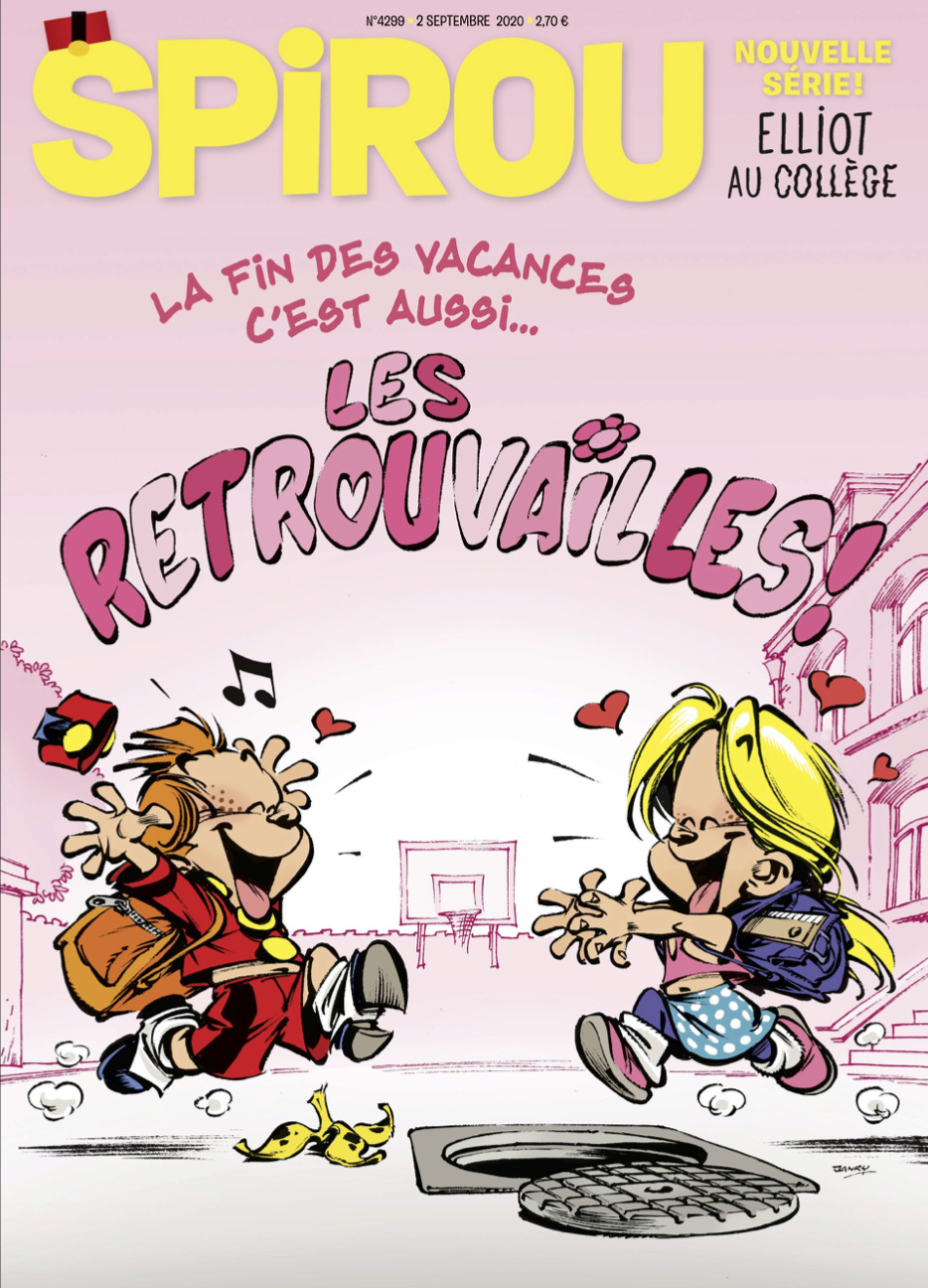 Spirou ... le journal - Page 35 Captur19