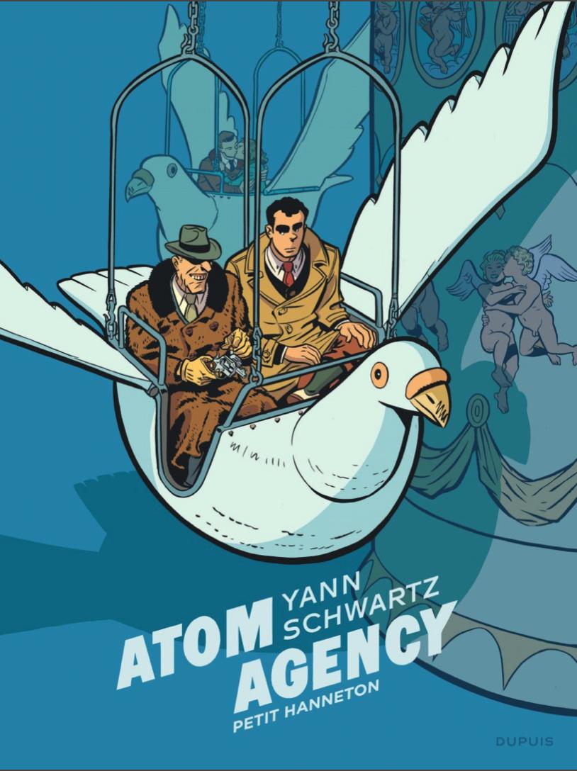 Atom Agency par Yann et Schwartz - Page 2 Captur22