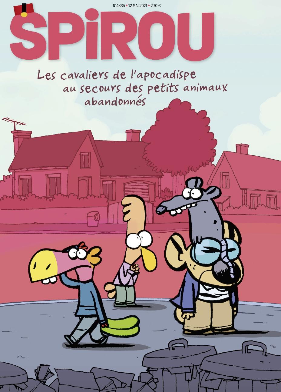 Spirou ... le journal - Page 39 Captur42