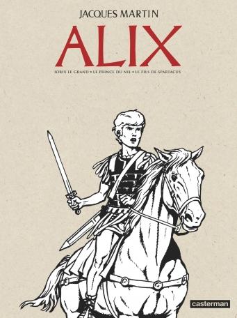 Alix en noir et blanc - Page 2 Couver22