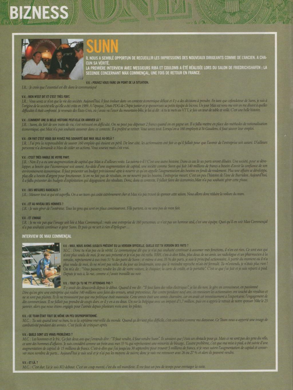 """E-Magazine """"Sunn, la belle époque"""" - Page 3 Depart11"""